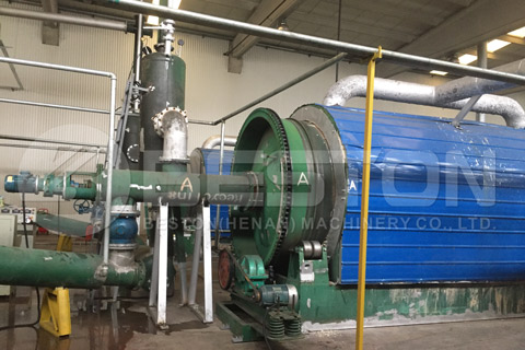Tyre Recycling Plant Archives -