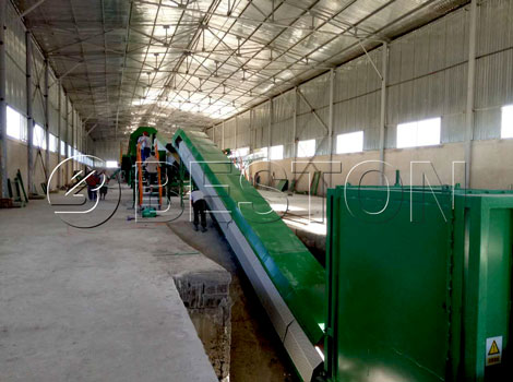 Waste Separation Plant